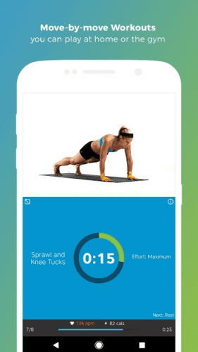 Workout Trainer: fitness coach 0