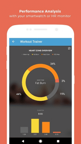 Workout Trainer: fitness coach 1