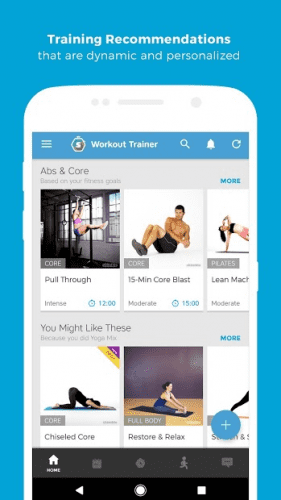 Workout Trainer: fitness coach 2