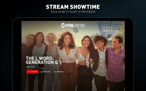 Showtime Anytime 9