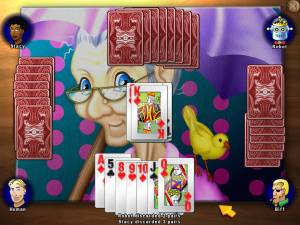 Classic Card Game Old Maid 2