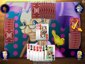 Classic Card Game Old Maid 3